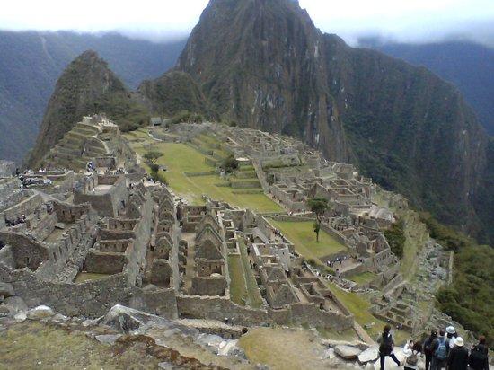Sacred Valley of the Incas: Machu Picchu