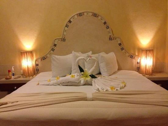 Hotel Casa San Angel: nuestra habitación