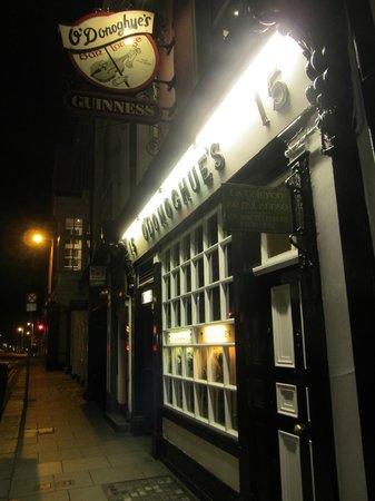 Aberdeen Lodge: pub in het centrum met live muziek