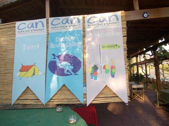 Can Mocamp: doğayla başbaşa olmanın yolları Can'da