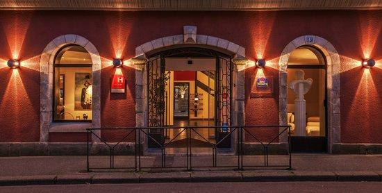 BEST WESTERN Hotel Kregenn : Hotel exterior