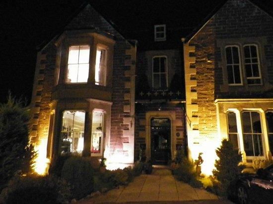 Yann's at Glenearn House: the house