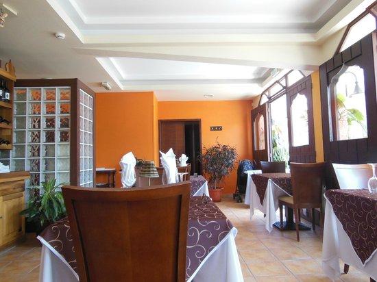 Sabor da India: Restaurant