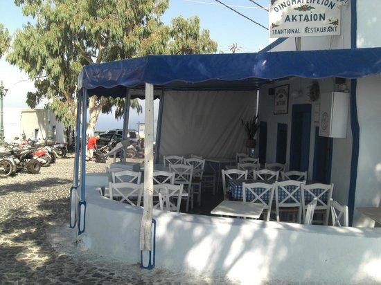 Aktaion : Traditional Taverna