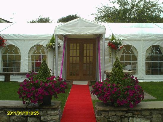 Romneys: The wedding reception venue