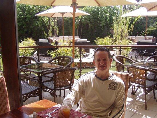 Protea Hotel by Marriott Livingstone: Restaurant