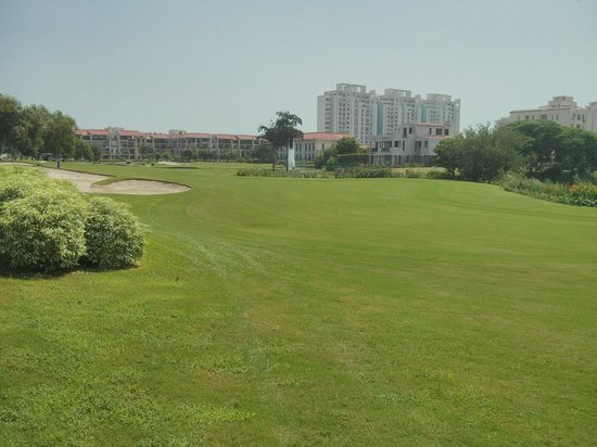 Jaypee Greens Golf and Spa Resort: Golf course