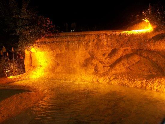 Riccione, Italia: cascata
