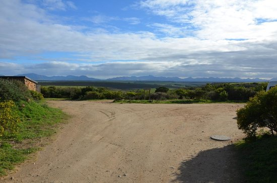 Garden Route Game Lodge: view