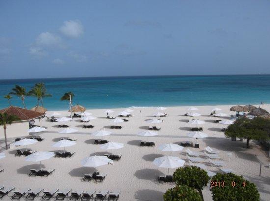 Bucuti & Tara Beach Resort Aruba: View from #337 Tara Suite