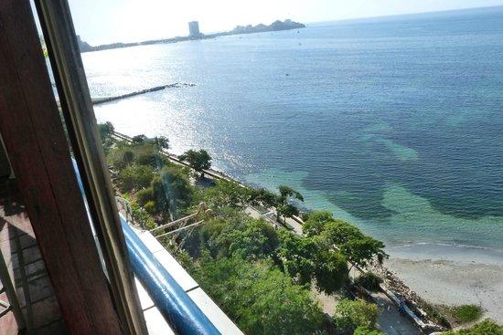 Margabella Suites : vista de la terraza