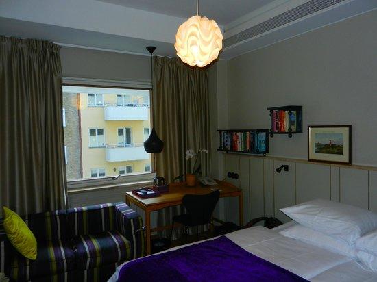 Mornington Hotel Stockholm City: chambre