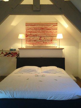 La Maison Duchevreuil: Chambre