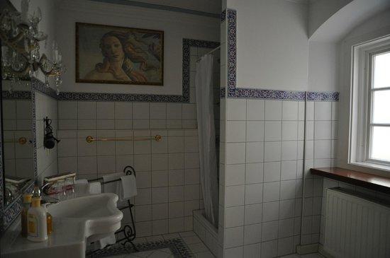 Hotel Orphée Kleines Haus: Bagno
