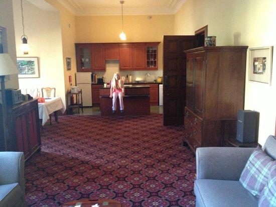 Mar Lodge Estate: Kitchen