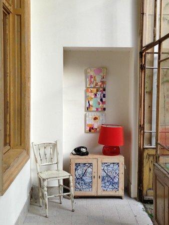 Brody House: Corridor outside Bullet room