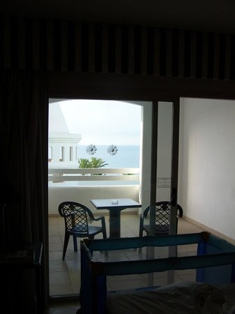 H10 Estepona Palace: la terraza