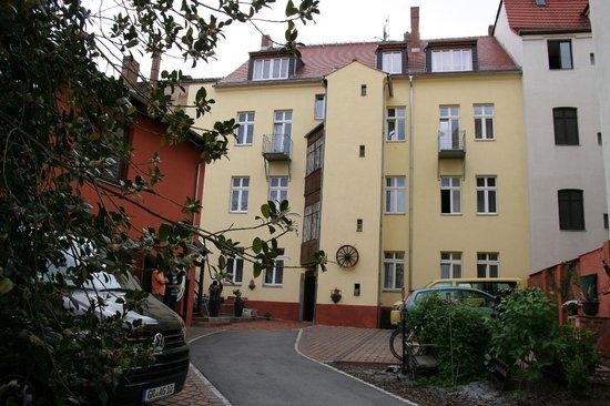 Alt Goerlitz: Rückseite