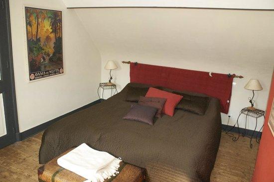 La Maison d'Albatre: 1 chambre