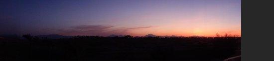 Steigenberger Makadi Hotel : Lovely sunset