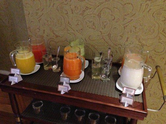 Sofitel Bogota Victoria Regia : petit déjeuner