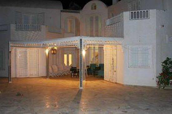 La Maison Salma : vue extérieure de la maison
