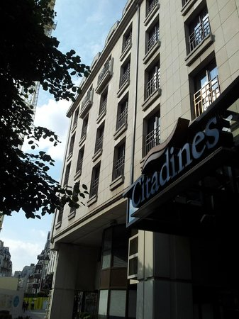 Citadines Les Halles Paris: Citadines Prestige Les Halles