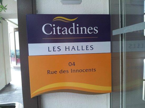 Citadines Les Halles Paris : Citadines Prestige Les Halles