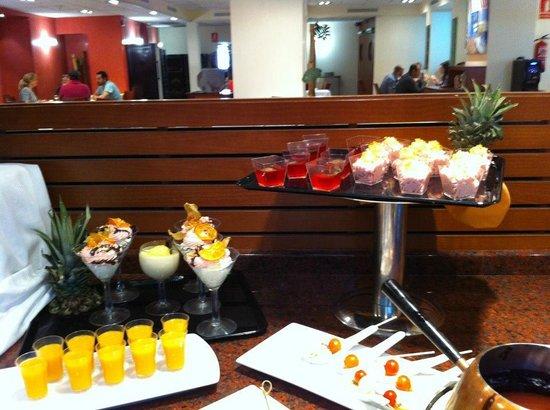 Hotel Galeon: Cakes