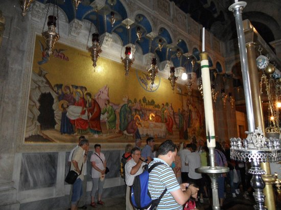 Christ's Tomb: Uscita del Sepolcro