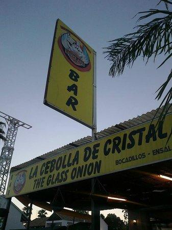 La Cebolla de Cristal - Biker Bar