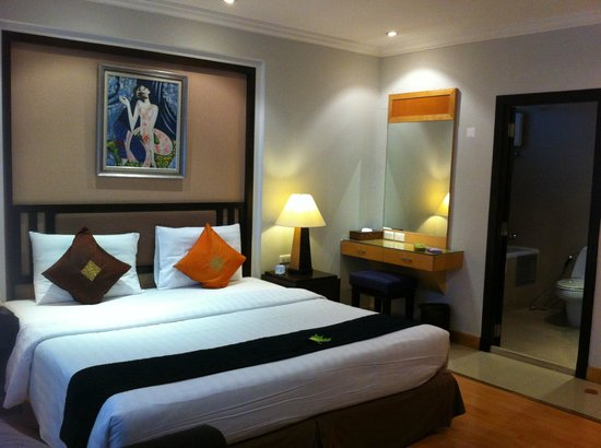 The Key Bangkok Hotel by Compass Hospitality: Platinum Key - Deluxe Room