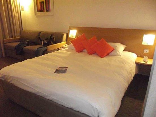 Hotel Novotel Bourges : Interno camera