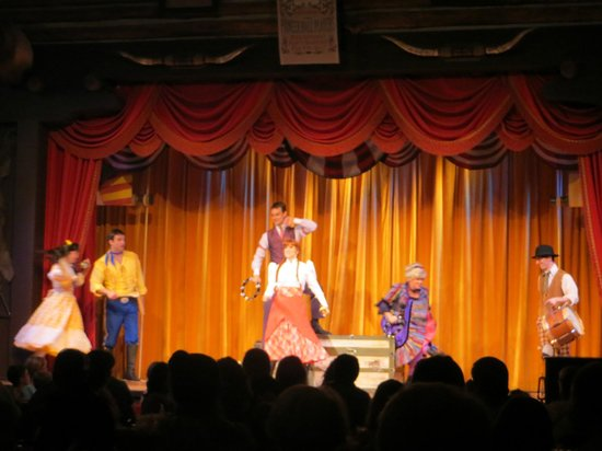 The Campsites at Disney's Fort Wilderness Resort: Hoop Dee Doo!!