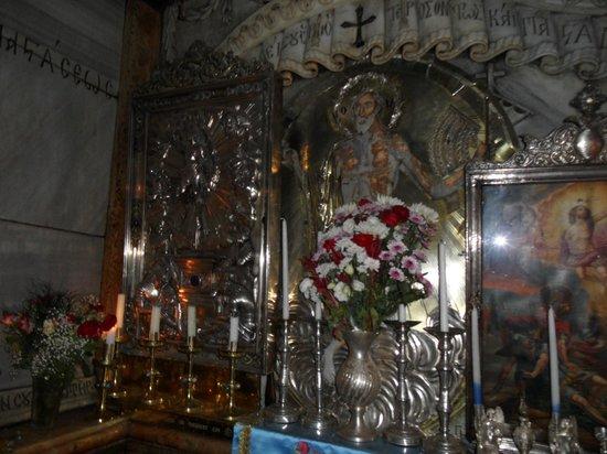 Christ's Tomb: Interno del Sepocro