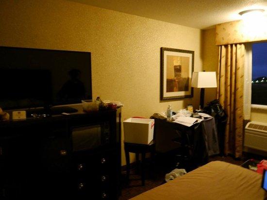BEST WESTERN Astoria Bayfront Hotel: Zimmer