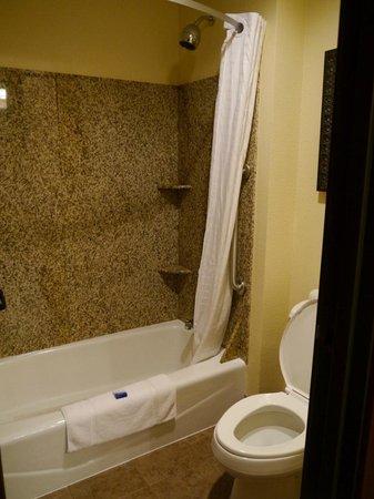 BEST WESTERN Astoria Bayfront Hotel: Klo