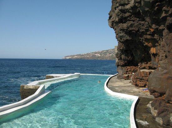 Albatroz Beach & Yacht Club: Hotel's Sea Pool