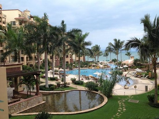Villa La Estancia Beach Resort & Spa Riviera Nayarit: View from our room