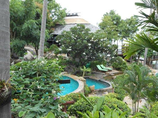 Panviman Resort - Koh Pha Ngan: Piscines