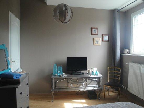 """La Maison d'en Haut : Chambre """"Andréa"""""""