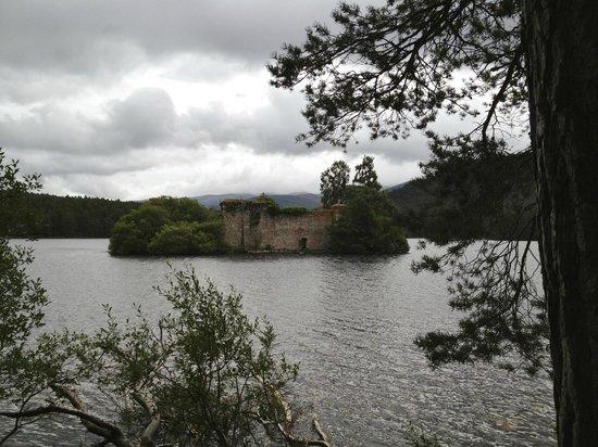 Rothiemurchus: Loch an Eilein