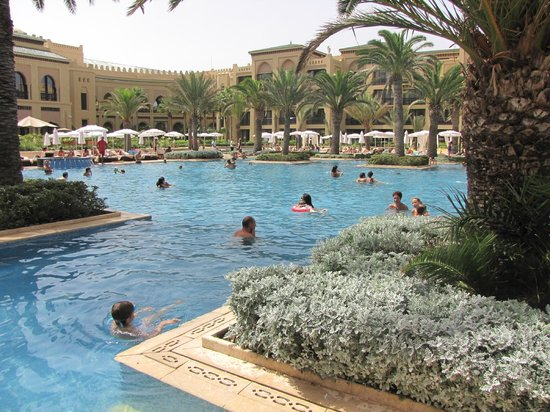 Mazagan Beach Golf Resort La Grande Piscine