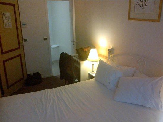 Hotel Massena: Chambre