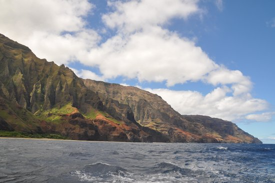 Na Pali Explorer: Na Pali coast