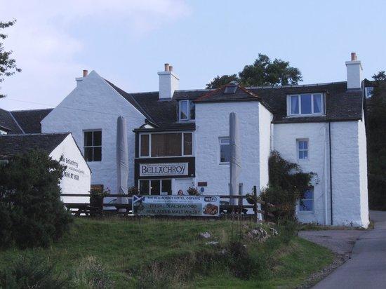 Bellachroy Hotel: The Inn