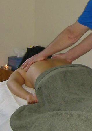 Superb Touch: Gentle relaxation massage