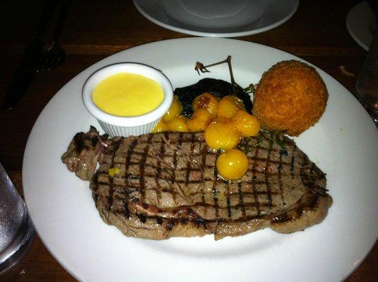 Field : Steak de ternera
