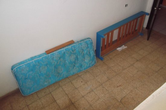 Hotel Safa : hotel a l'abandon