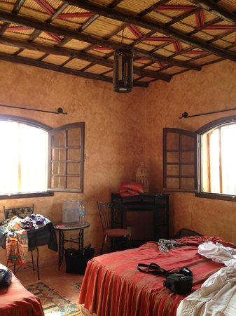 Riad Nezha : our room